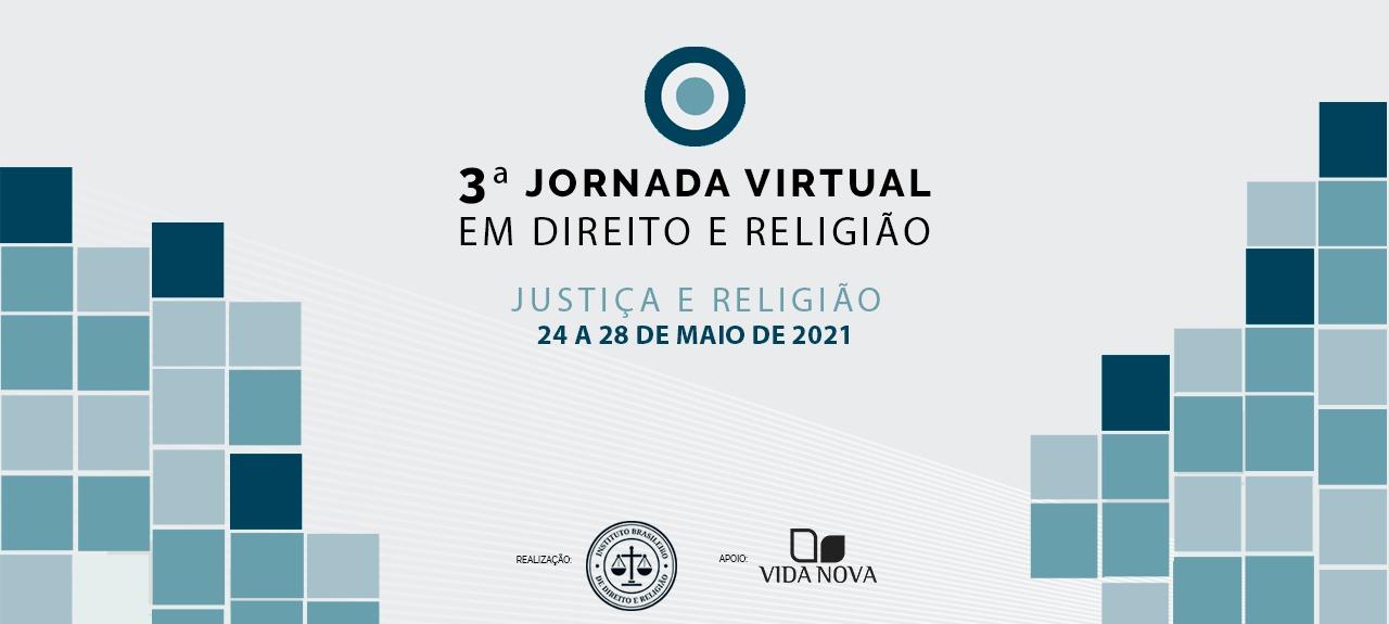3ª Jornada Virtual de Estudos em Direito e Religião