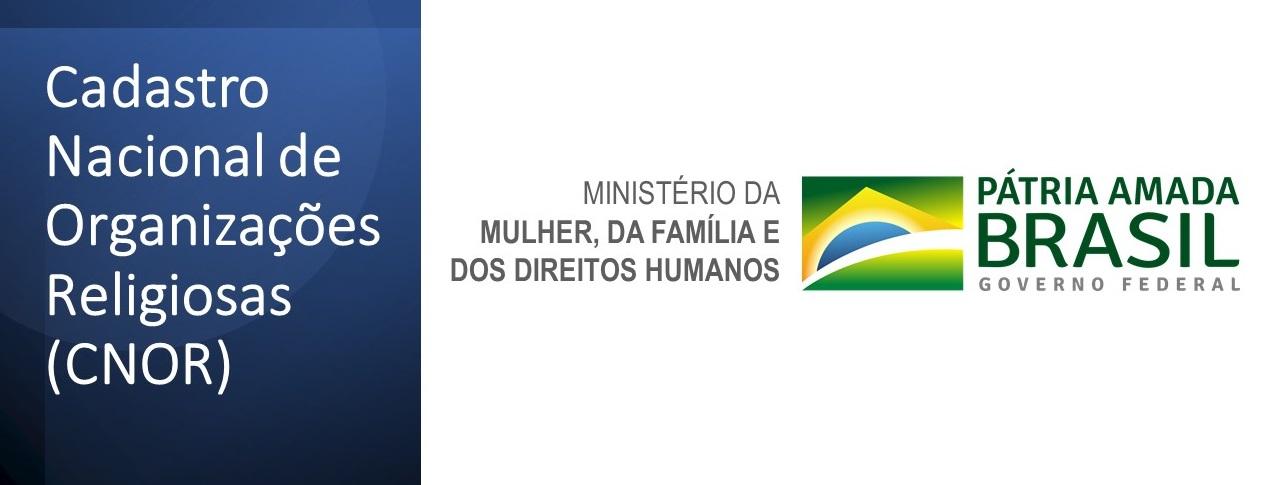 Está disponível o Cadastro Nacional de Organizações Religiosas – CNOR!